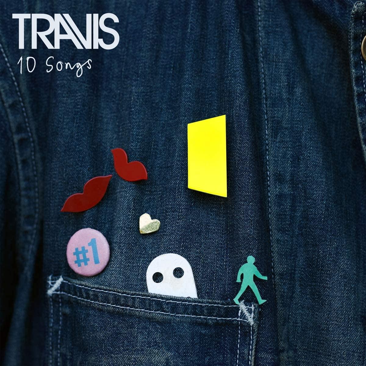 トラヴィス『10ソングス』ジャケット写真