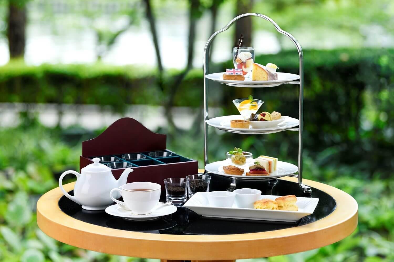 大阪帝国ホテル 英国フェア A TASTE OF BRITAIN