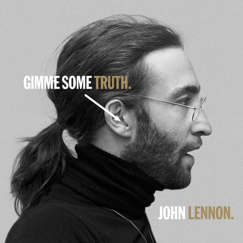 ジョン・レノン『ギミ・サム・トゥルース.』ジャケット写真