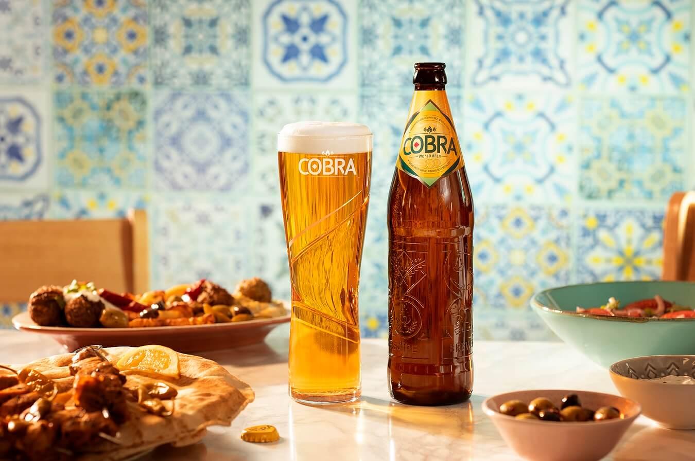 英国発プレミアムビール「コブラ」イメージ画像