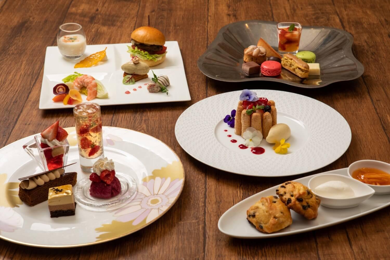 スイーツコース 『Downton Abbey Sweets Course』 イメージ
