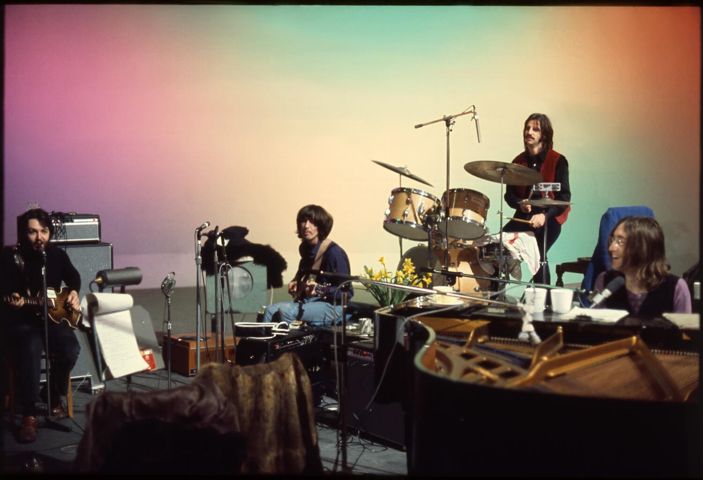『ザ・ビートルズ:Get Back』メイン画像