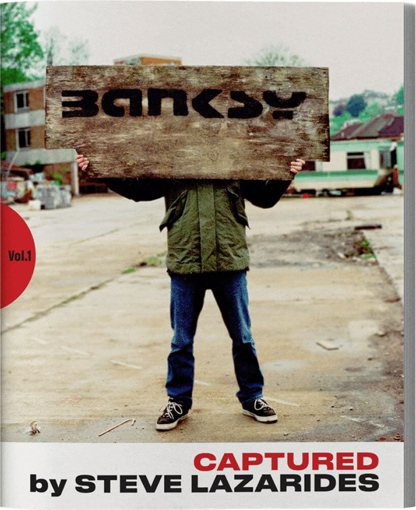 BANKSY CAPTURED Vol.1 1st edition