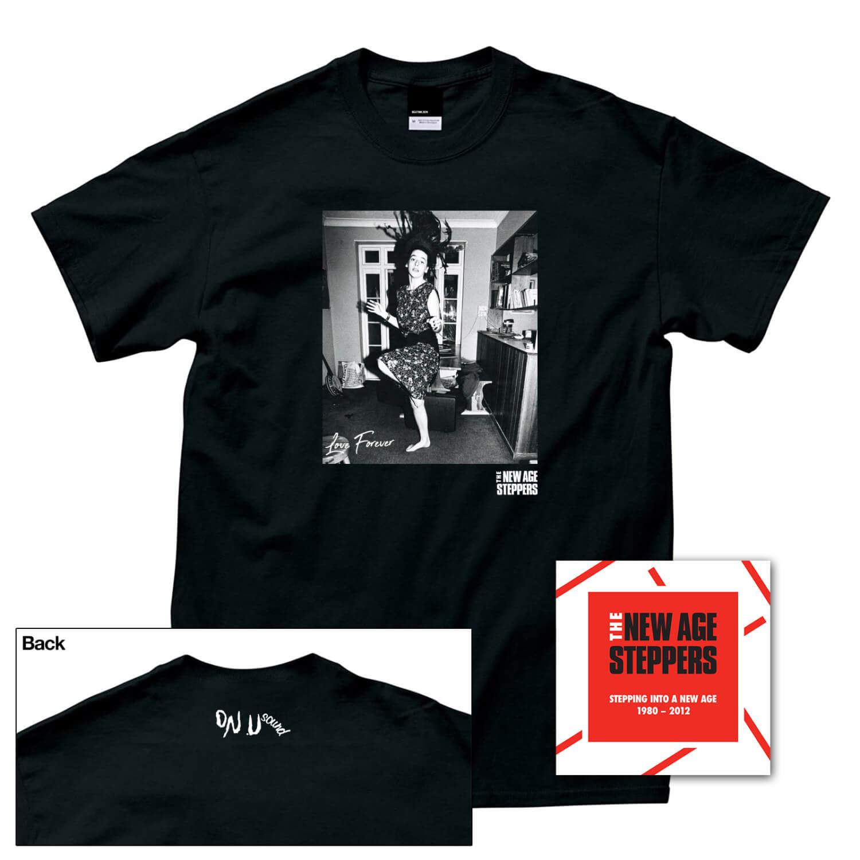 キシ・ヤマモトによる写真を起用したオリジナル・フォトTシャツ