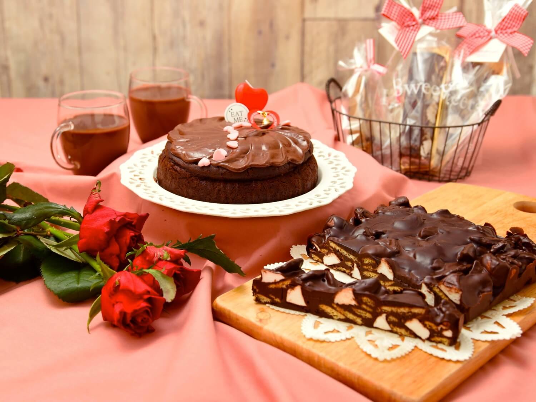 「砂古玉緒の英国チョコレート菓子手作りキット」イメージ画像