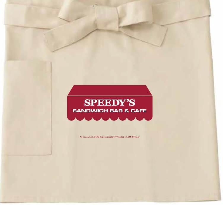 「SPEEDY's café 」オリジナルグッズ