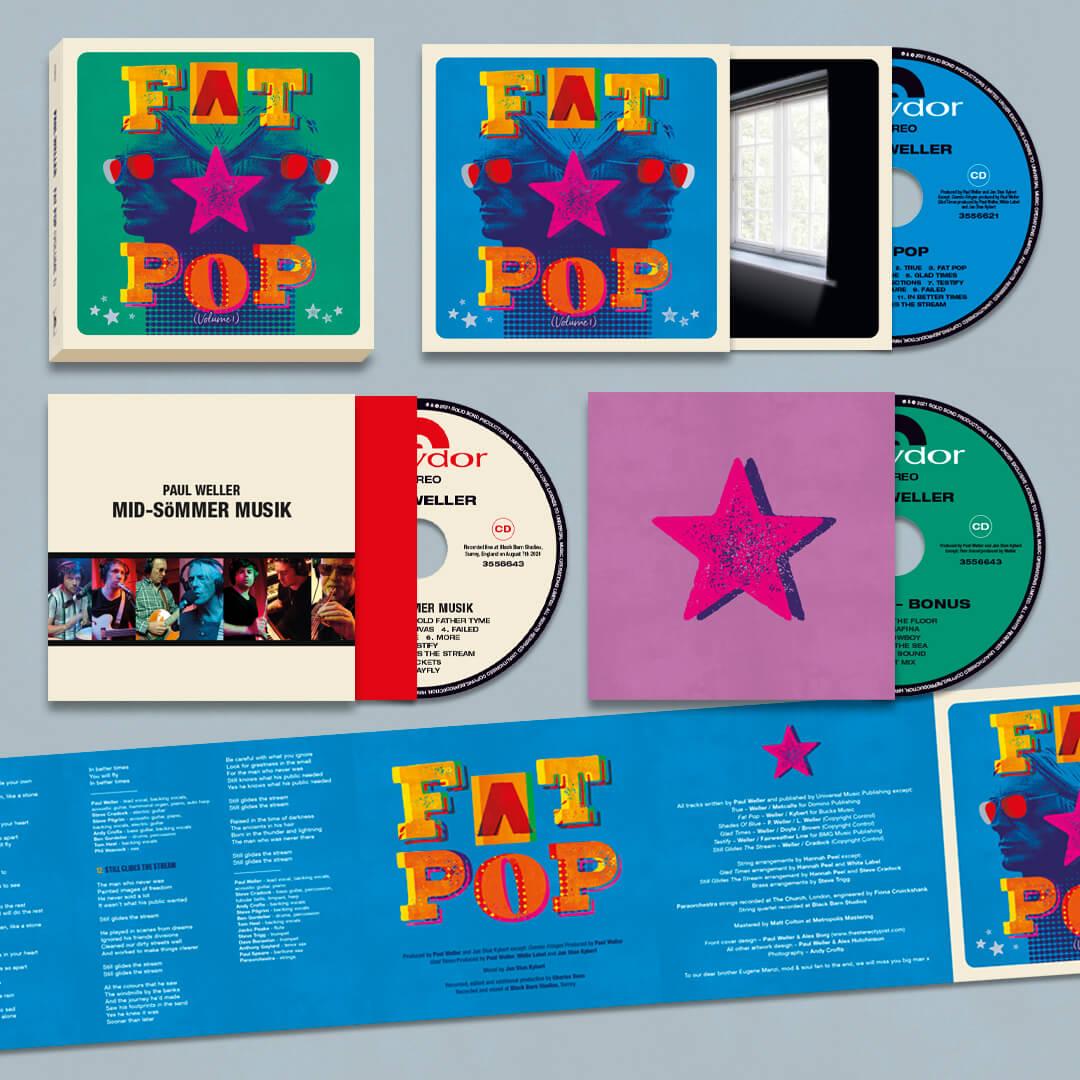 『Fat Pop Volume 1』