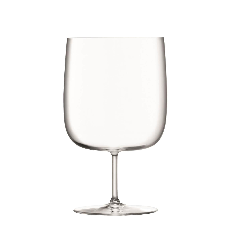 <エルエスエー インターナショナル>バラ クラフト ビア グラス クリア