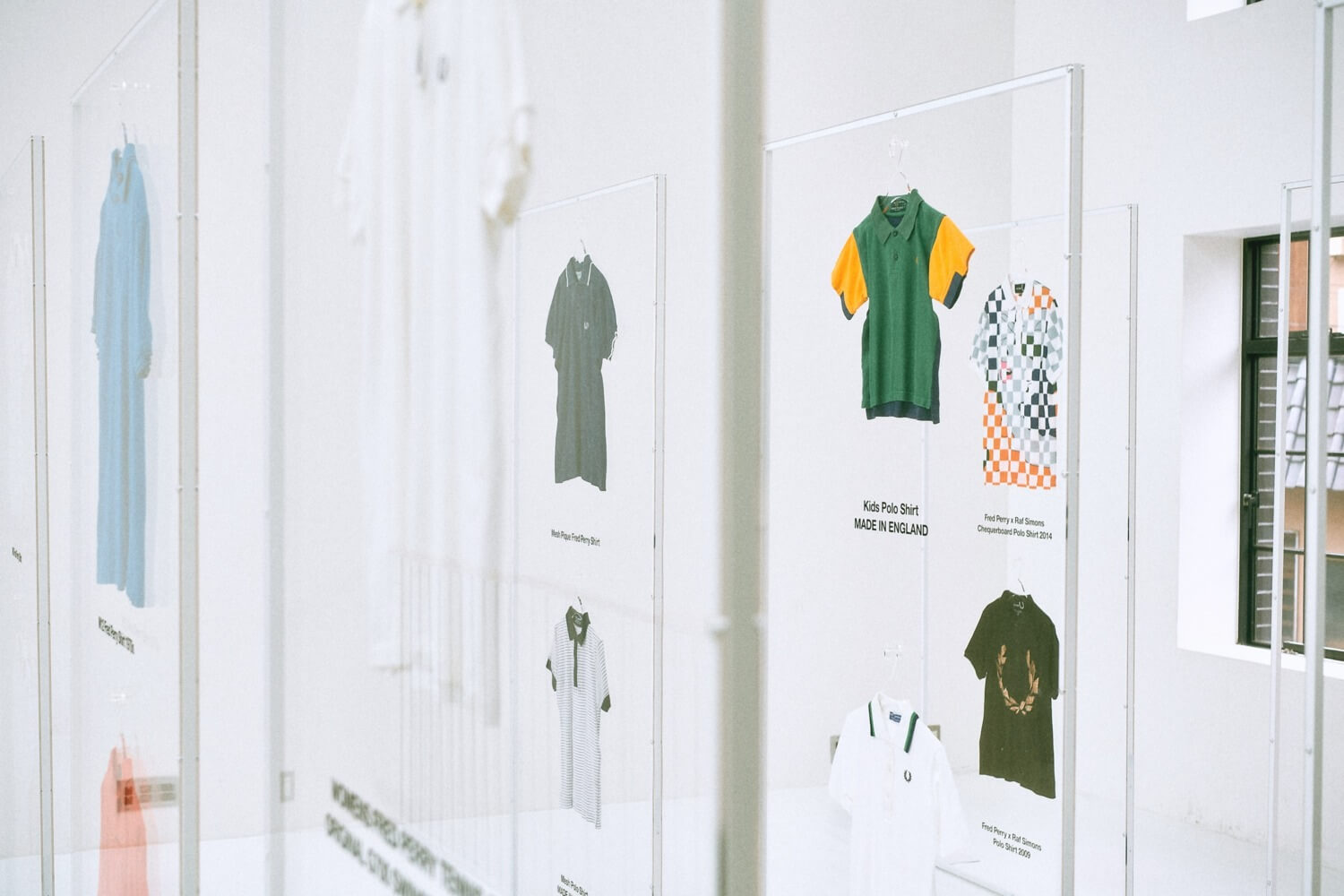 FRED PERRY Archive Exhibition