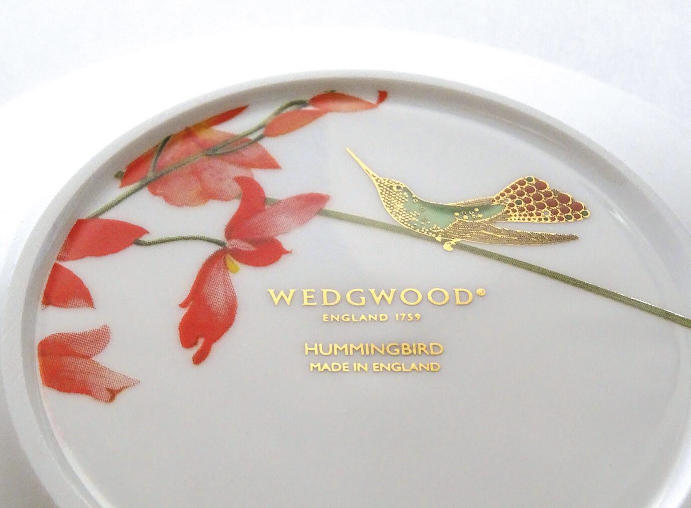 ウェッジウッド「ハミング バード コレクション」