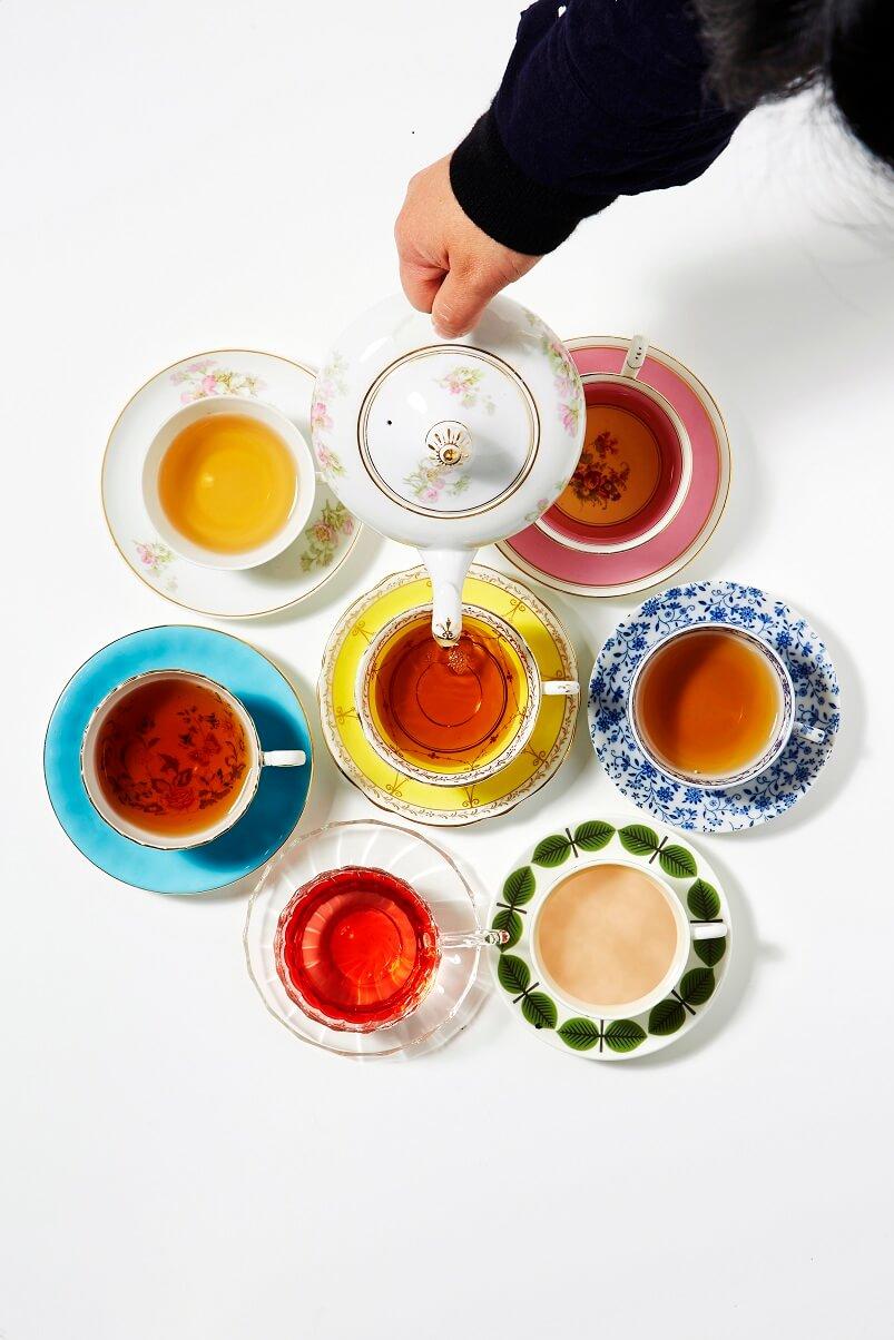 「世界のお茶時間を楽しむ ワールド・ティー・フェスティバル2021」イメージ画像