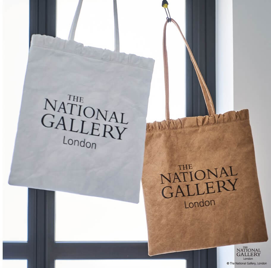 【Lily Brown】英国屈指の美術館「ロンドン・ナショナル・ギャラリー」との初コラボレーションコレクション