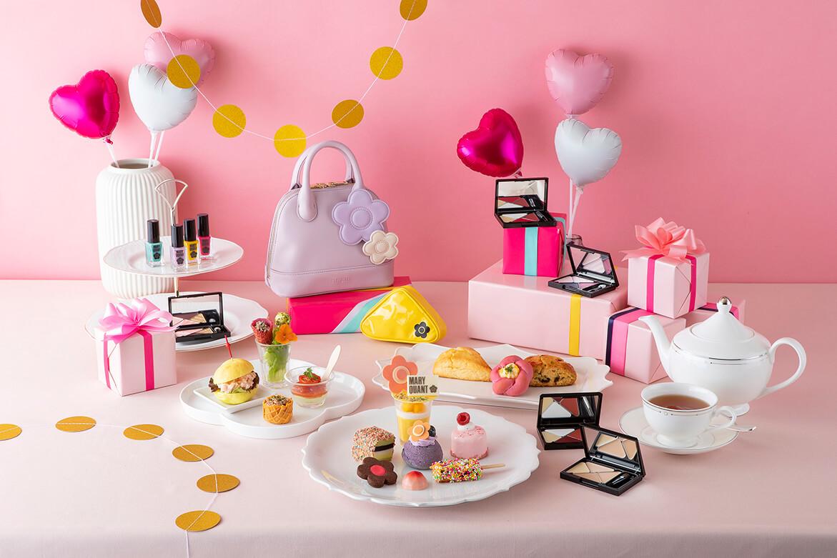 「Joyful Party:アフタヌーンティー with マリークヮント」