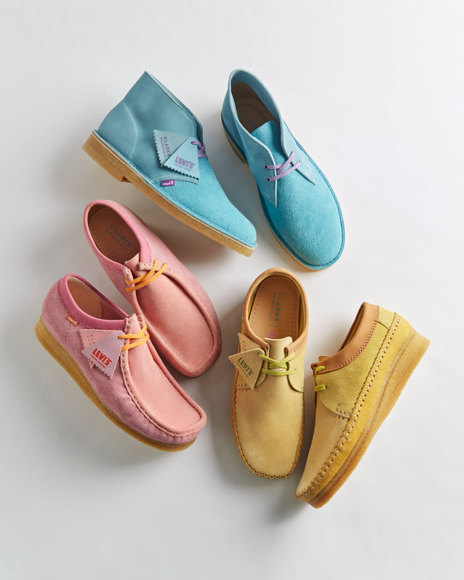Levi's® for feet By Clarks®
