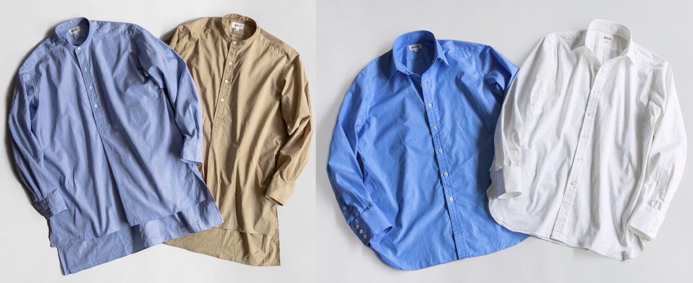 ブリティッシュメイド オリジナルシャツ