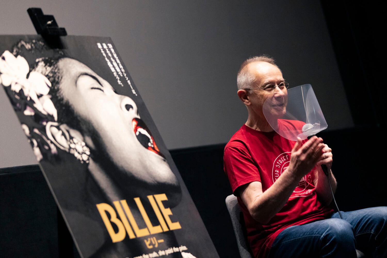 Peter Barakan's Music Film Festival 開幕挨拶