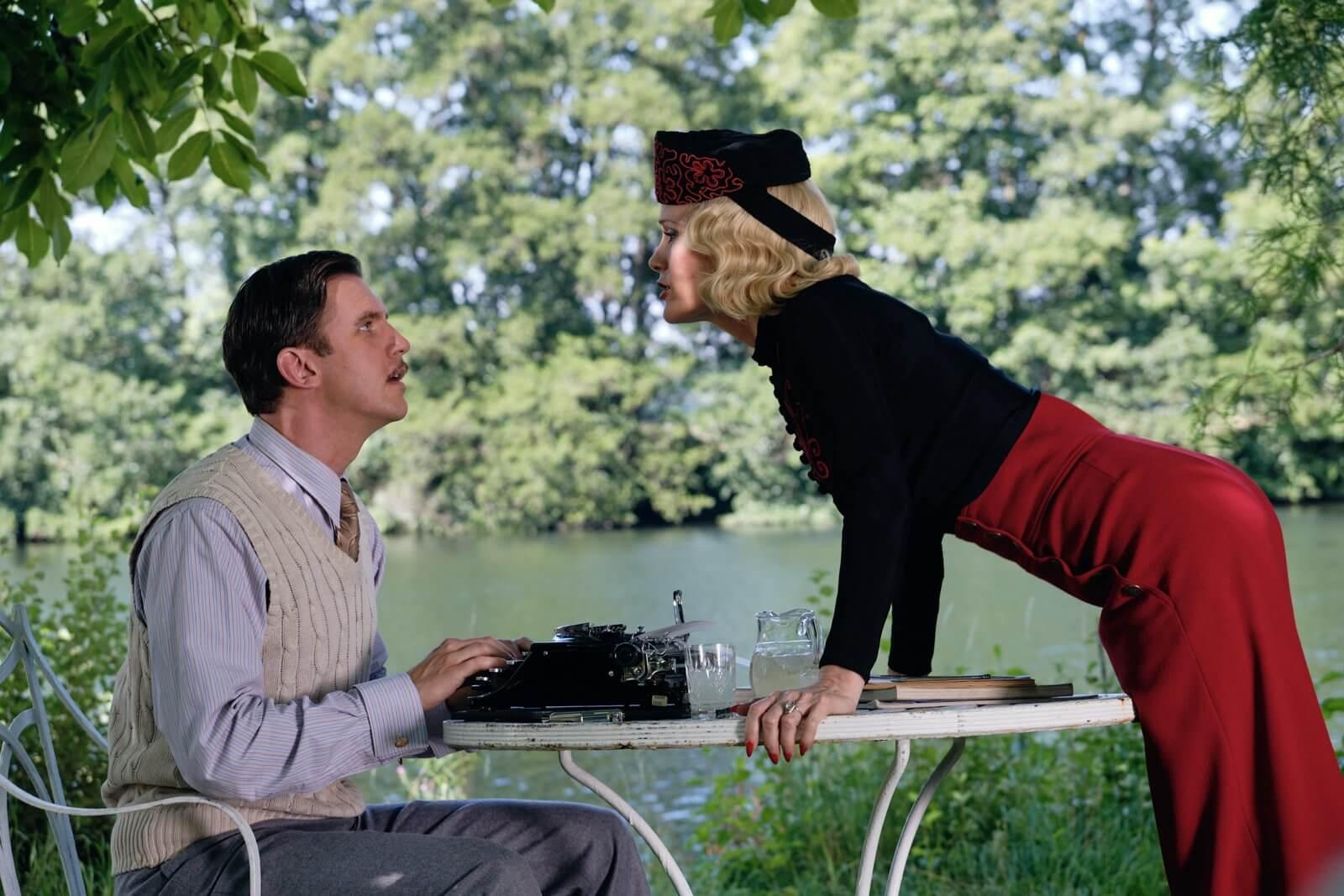 『ブライズ・スピリット~夫をシェアしたくはありません!』場面写真