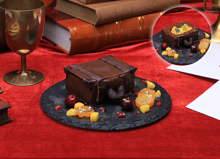 魔法のトランクケーキ