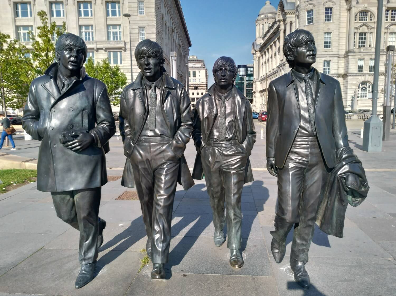 The Beatles Pier Head