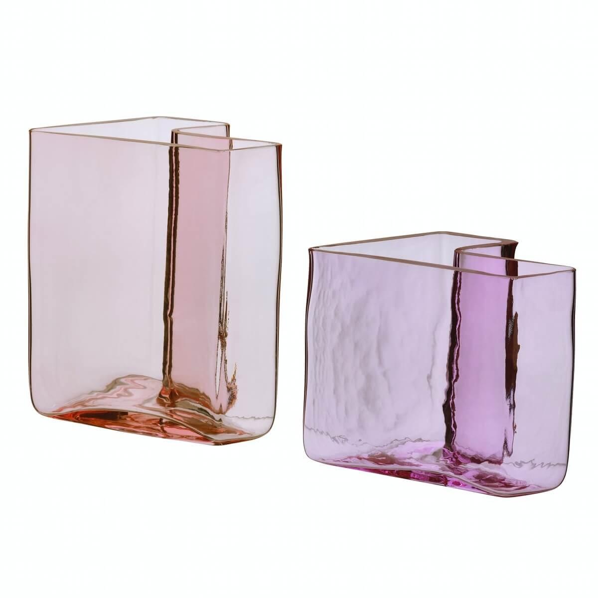 花瓶2個 ピンク(2,499円)