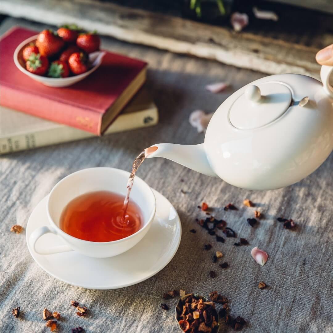 紅茶ブランド「NEWBY(ニュービィー)」