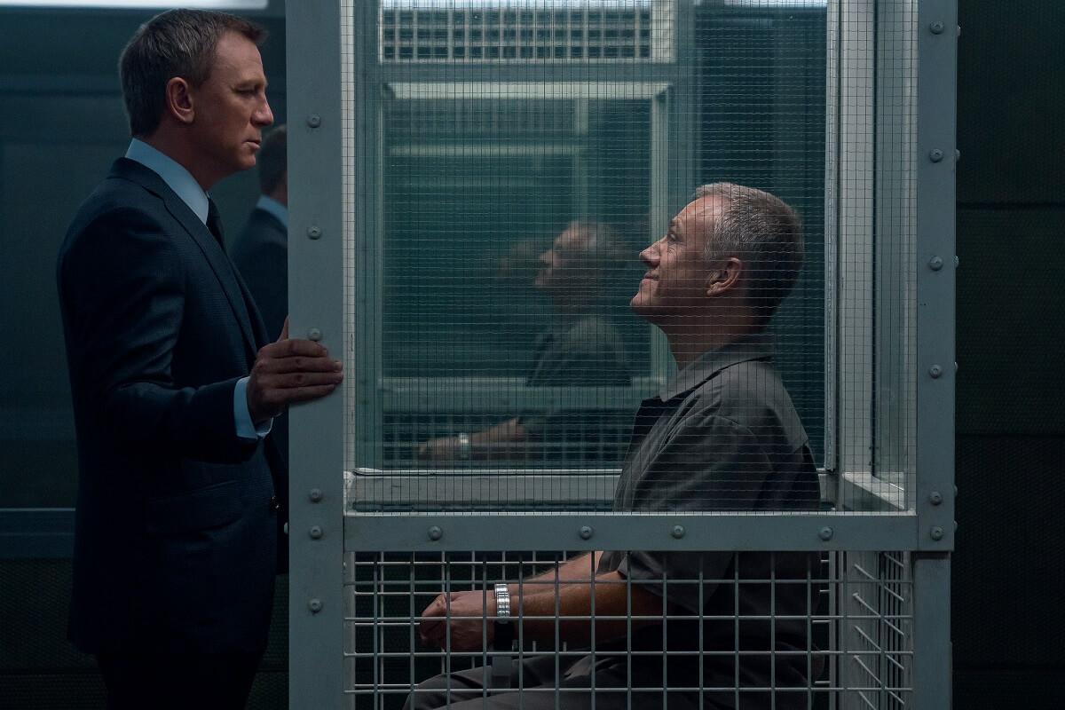 『007/ノー・タイム・トゥ・ダイ』場面写真