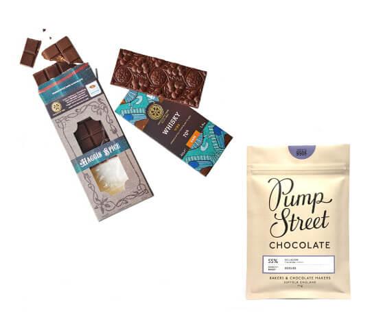 チョコレートツリー&パンプストリートベーカリーチョコレート