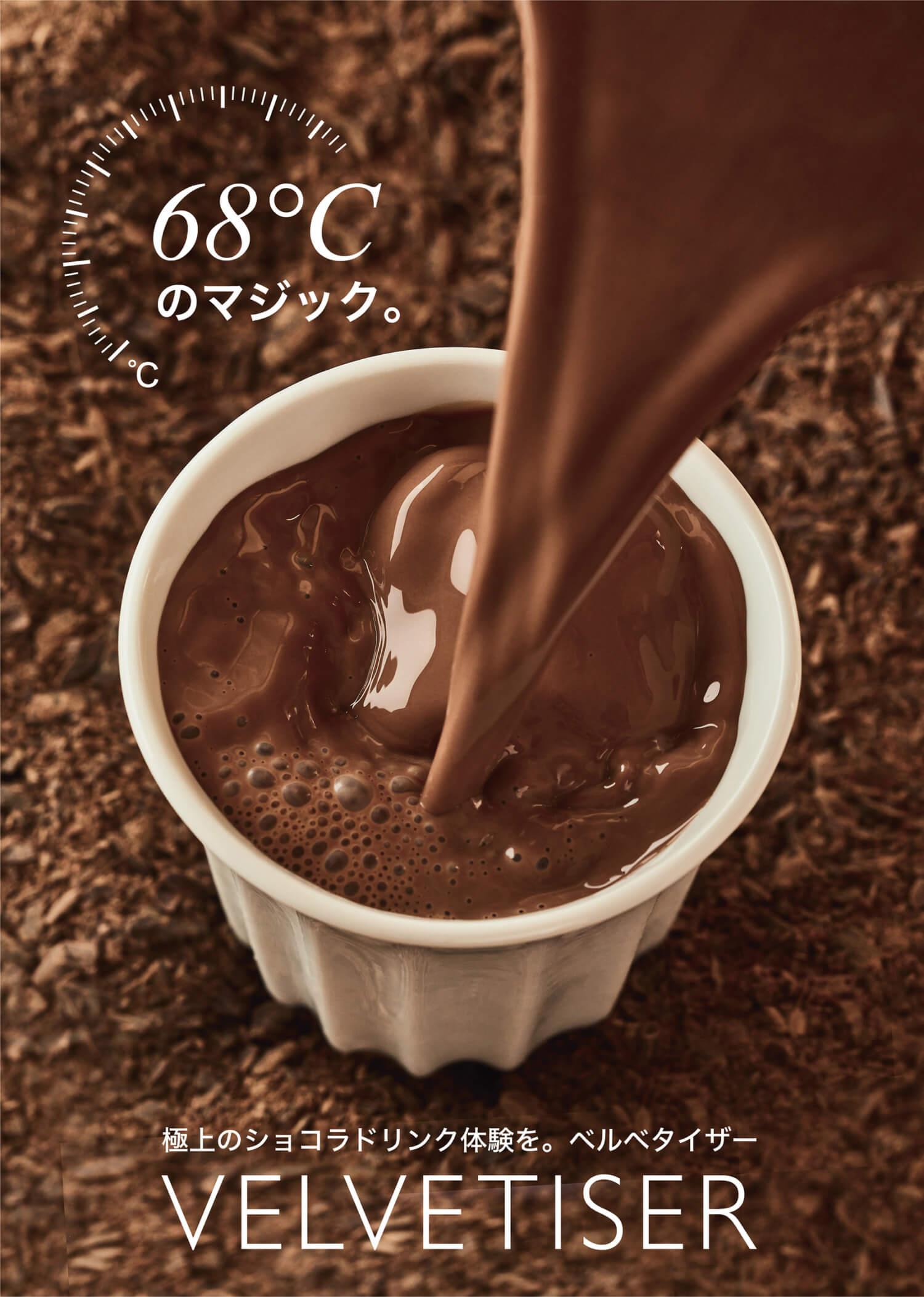 68℃のマジック