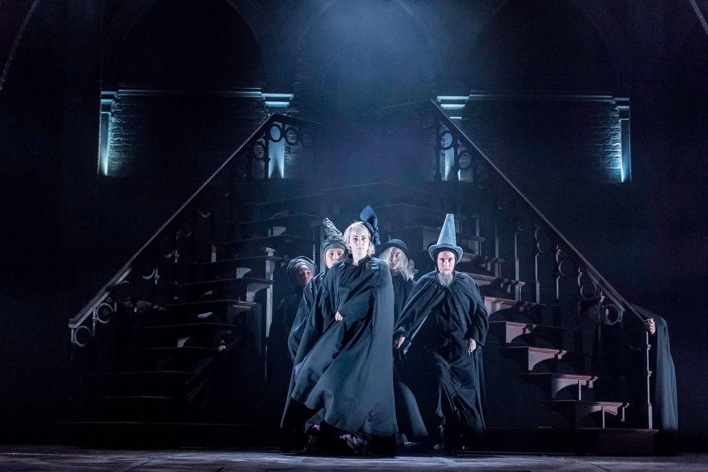 舞台『ハリー・ポッターと呪いの子』場面写真